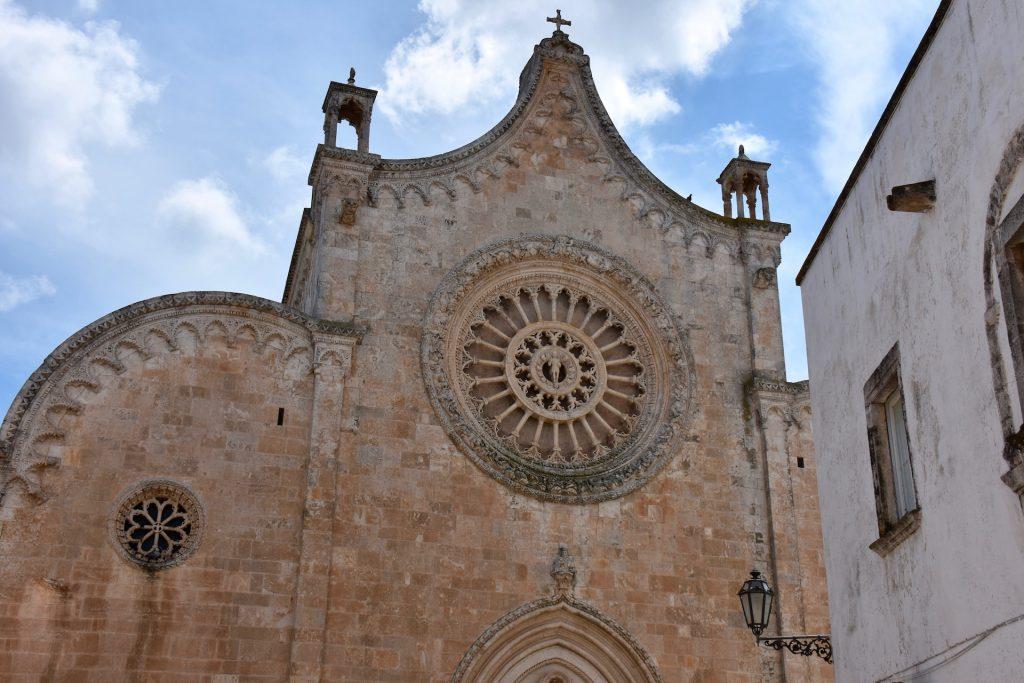 ostuni church front