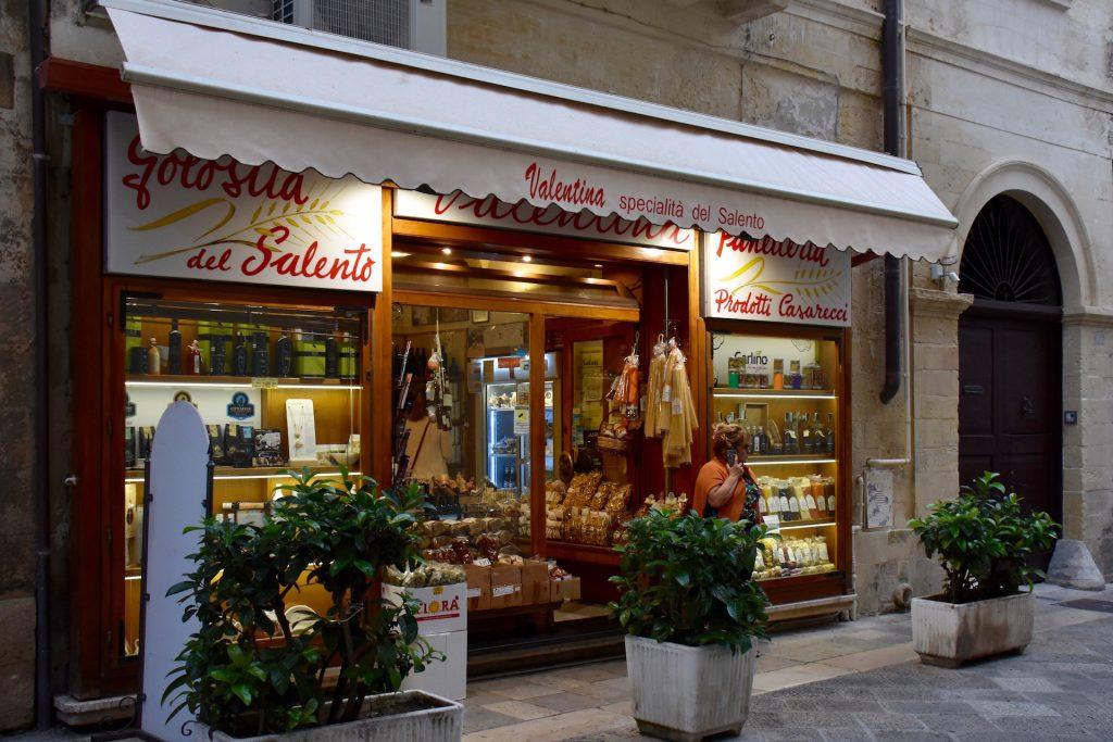 Valentina Deli in Lecce