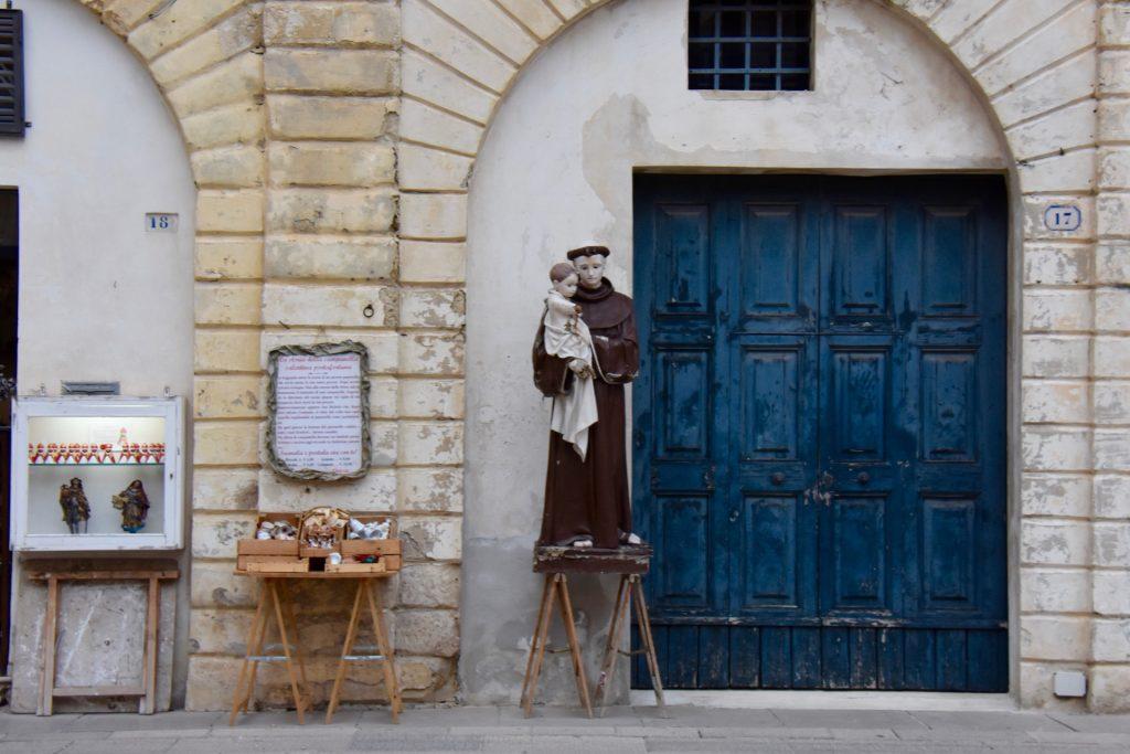 entrance duomo di Lecce