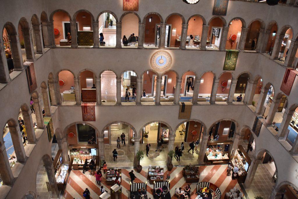 T Fondaco Dei Tedeschi Department Store