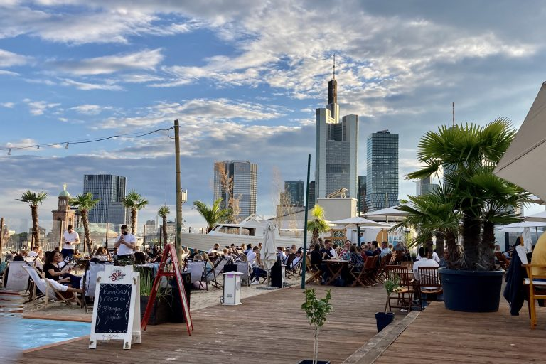 city beach Frankfurt
